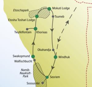 Reiseroute_Namibia